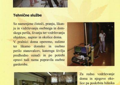DPU, 2010, Predstavitev Doma Petra Uzarja Tržič, Izdano ob 30 letnici Doma, predstavitvena zloženka 3j